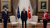 接待歐盟2大領袖 土耳其疑刻意不給女執委會主席準備座椅