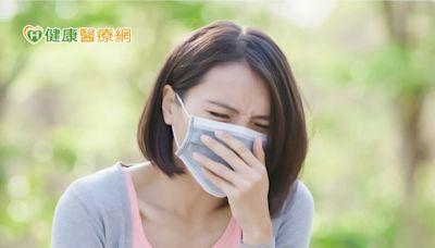 以為久咳不癒是過敏? 它與新冠同時感染 病情恐加劇   健康   NOWnews今日新聞