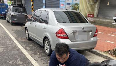 連續打破車窗竊取財物 警方埋伏多日緝獲竊嫌