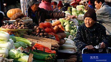 中共公佈經濟數據 業界:市場低估陸通脹風險