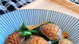 薑蔥鮑魚❣️酒店大廚教你唔韌秘訣❣️鮮鮑魚處理方法 stir