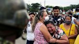 At least 79 killed in prison riots in Ecuador as gangs battle for control, officials say