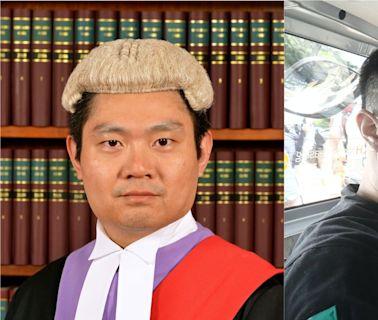 首宗國安法審訊|被告不滿無陪審團 法官李運騰下周處理其覆核