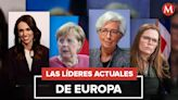 Ellas-son las-mujeres más-influyentes en-Europa actualmente