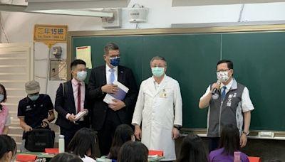 德經濟辦事處長:相信下批BNT疫苗將很快到台灣