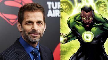 導演親揭 Zack Snyder 版本「綠燈俠」原始畫面