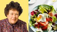 Julia Child's 10-Second Tip for Perfect Poached Eggs Is a Game-Changer