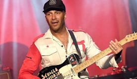 Proceeds From Tom Morello's Soul Power Guitar Are Helping Put Free Guitars In Schools And Prison | TK101