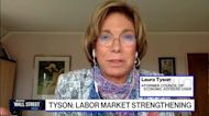 Labor Market is Strengthening: Tyson