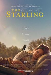 The Starling (2021, PG-13)