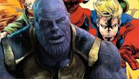 How Thanos Is Connected To The Eternals: Story & Species Explained