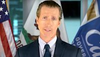 Gov. Gavin Newsom (Josh Meyers) on California Reopening