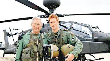 哈利:王室生活似動物園 20多歲已想離開 - 東方日報