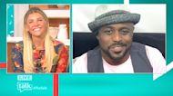 The Talk - Wayne Brady Reveals Ex-Wife and Boyfriend In 'adoption' Process