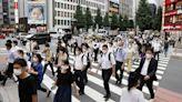 日本昨增1264例刷新單日紀錄 東京大阪皆新增逾200例