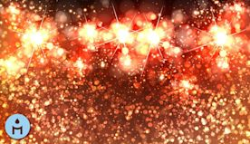 Happy New Year 2020 Soothing Music for a Positive New Year, Relaxing Songs for New Year's Eve