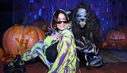 Vanessa Hudgens Kicks Off Halloween Season in L.A., Plus Billy Porter, Penélope Cruz and More
