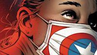 Marvel Salutes Coronavirus Heroes With Powerful Quesada Art