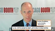 Austan Goolsbee on Inflation and Labor Shortage