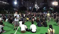 去年6.4非法集結案 楊森何俊仁梁國雄等12人囚4至10個月