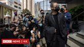 香港民主派47人受審 夏寶龍稱嚴懲三名「反中亂港分子」