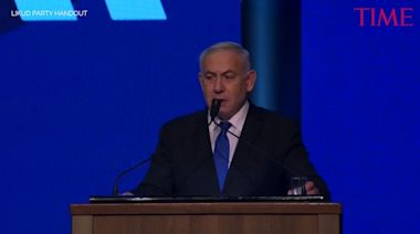 Israel's Netanyahu Says He'll Seek to Form a 'Zionist' Government Without Arab Parties