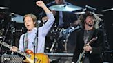 Paul McCartney Will Induct Foo Fighters Into Rock Hall Of Fame This Month   iHeart