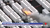 Tesla Megapack unit catches fire in Australia during testing