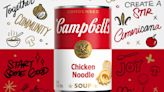 The iconic Campbell's Soup Can is getting a rebrand for the digital age