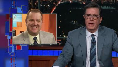 """Meteorologist Fired By Sinclair For Calling Out """"Code Red"""" Weather Panic, Finds Rainy Day Pal In Stephen Colbert"""