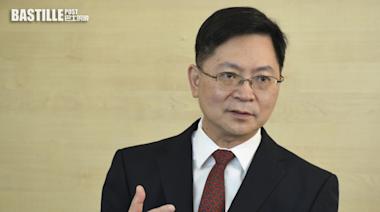 薛永恒指政府會向初創企業投放更多資源   政事
