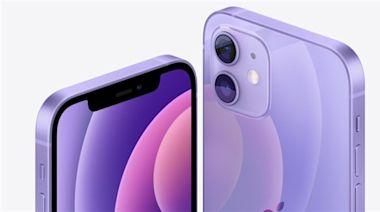 蘋果推新款紫色 電信商:iPhone 12預約逾7成