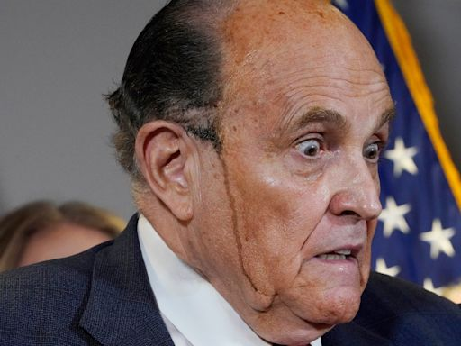 Dominion urges court not to dismiss its $1.3 billion defamation lawsuit against Rudy Giuliani over election conspiracy theories