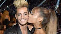 Ariana Grande Congratulates Brother Frankie on His Engagement