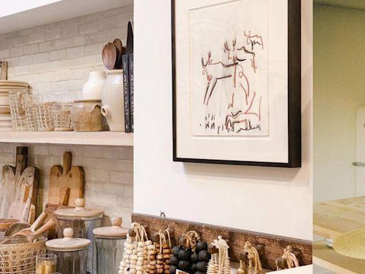 【廚房設計】地毯是增加廚房空間感的關鍵物,3個廚房佈置小巧思