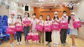 黎諾懿陳敏之送中秋福袋 陳貝兒分享預防乳癌貣訊 - 香港經濟日報 - TOPick - 娛樂