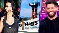 Dua Lipa SUPERfan, Six Flags Meal Plan & Restroom Emergency