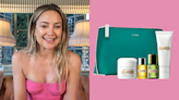 Kate Hudson has sworn by the luxe La Mer skin care line for 20+ years — now it's nearly 50 percent off!