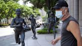 戶外運動免口罩 指揮中心10/17公布新規 | 台灣英文新聞 | 2021-10-16 15:01:48