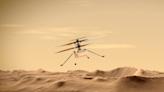Watch NASA Video Showing Recent Mars Helicopter Flight in 3D | Digital Trends