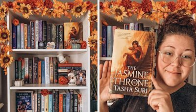 Here Are 25 Bookstagrammers Who Can Help Find Your Next Read Just In Time For Cozy Season