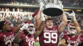After beating Texas A&M, Arkansas shows its potential for SEC contention under Sam Pittman