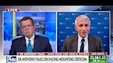 On Fox Fauci Said Correcting Trump's Lies Is What Did Him in With the Right Wing