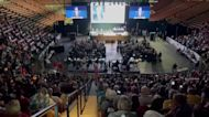 Romney Booed at Republican Convention in Utah