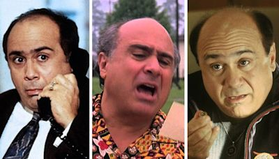 Danny DeVito has been in over 90 movies. Here are his 10 best and 10 worst ones.
