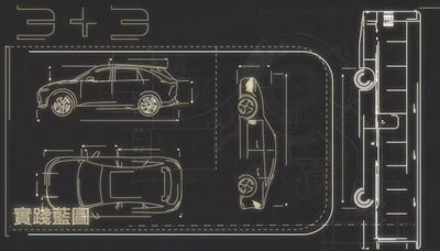 郭台銘生日禮物來了 鴻海科技日預告片 藏3款電動車設計藍圖