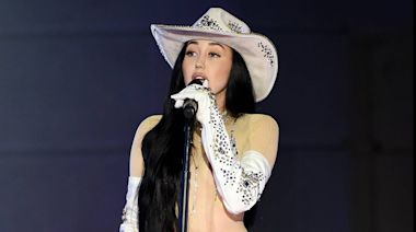 Noah Cyrus' 2020 CMT Music Awards Look Is the Outfit You Need to See to Believe