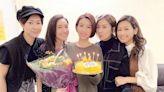 姚子羚40歲生日開工拍劇 好友靜待一小時送驚喜 - 20201123 - 娛樂