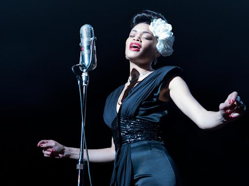 Andra Day tapped into legendary jazz singer's 'trauma' in 'United States vs. Billie Holiday'
