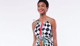 Gabriella Karefa-Johnson Designs Weekend Max MaraCollection